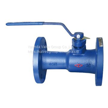 Cast Iron Ball Valve QJ41MF-16 High Temperature Ball Valve