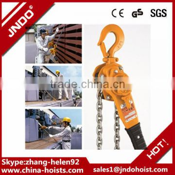Alibaba Express Factory Price lever chain hoist