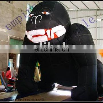 Inflatable Gorrilla, Promotional inflatable,mascots