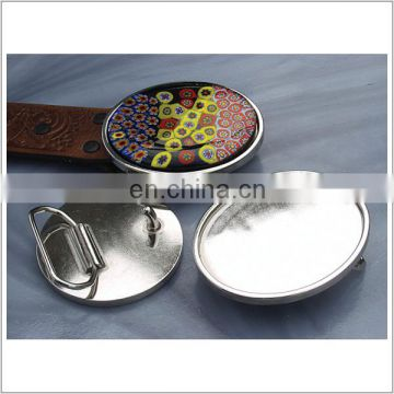 printing logo epoxy belt buckle blanks wholesales