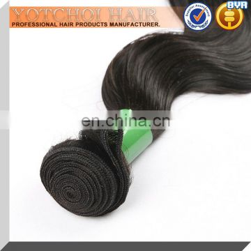 Different Color Light/Dark Brown/Block #1B Best Brazilian Hair Water Wave AAAAAAA Natural Super Wave Hair Extensions