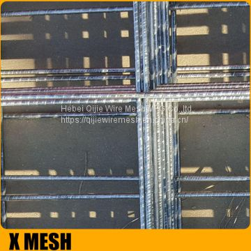 Low price D6 carbon fiber concrete reinforcing mesh with 100x100mm spacing