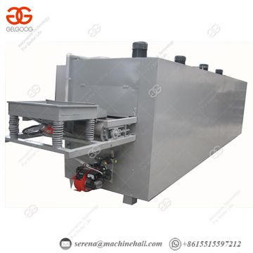 Electric Or Gas Nut Roasting Machine Conveyor Belt Baking Equipment 0-300 Degree