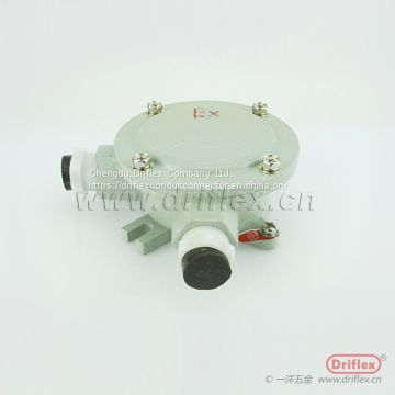 Driflex lighting circuits junction box electrical looping box fitting