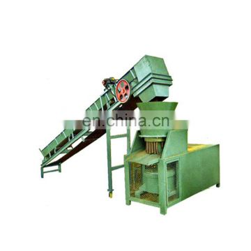 Best sale high efficiency sawdust stalk briquette press machine