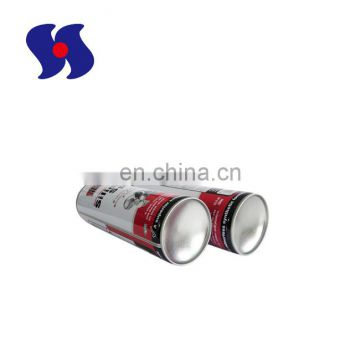 Empty Aerosol Can from factory with Metal Tin Can