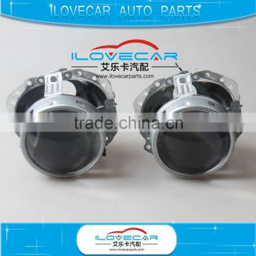 AILECAR newest designed 3.0 inch Q5 High and Low beam projector len for headlight D1S D2S BI Xenon