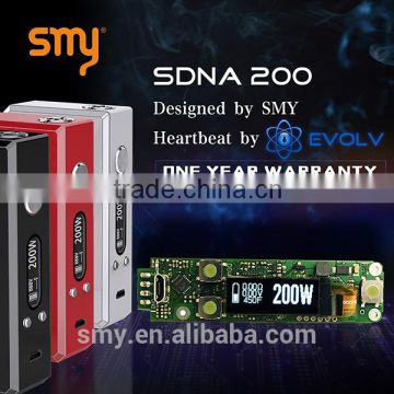 good quality temperature control mechanic mod DNA 200, EVOLV dna200 chip 200w