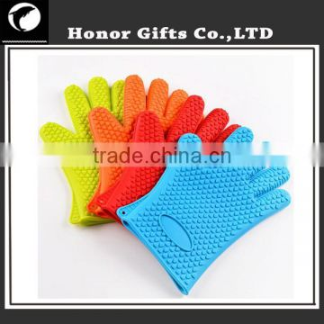 Food Grade BPA Free Wholesale Silicone Gloves For Candy Making