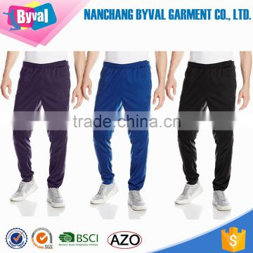 a20efd3a2c Mens Sports Pants Gym Running Pant Blank Sport Wear jersey Polyester Silk  Screen Printing Wholasale Logo Custom of Pants from China Suppliers -  144655792