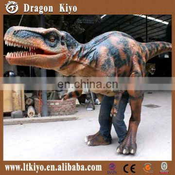 new realistic walking dinosaur costume for sale