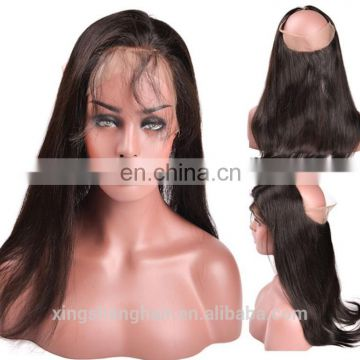beautiful style large stock fast delivery silk base 360 lace frontal wig