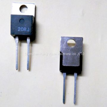 35W 50WThick-Film High voltage resistors, Small size, big power, no inductance