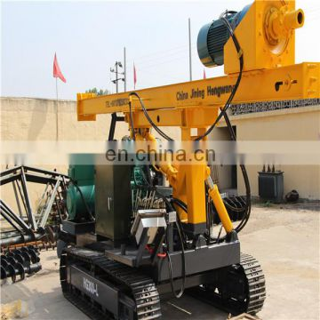 Ground Screw Mini Electric Pile Driver For Pile Driving