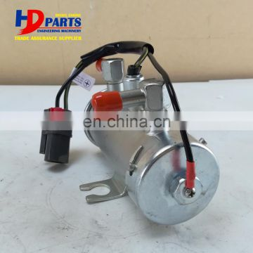 4HK1 6HK1 Electronic Fuel Pump 24V