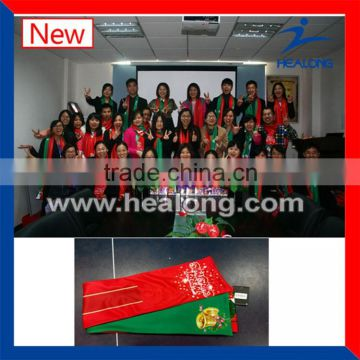 2014 Brazil World Cup/ World Cup National Team Qatar Scarf / Fans/ Soccer /Promotion Sport Scarves
