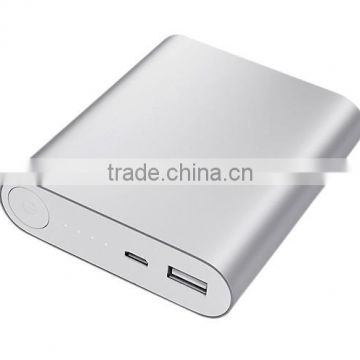 Aluminum Power Bank 11200mah With Customized Logo for Gift or Use