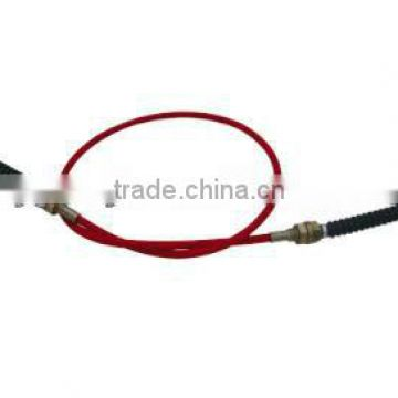 Locking Throttle PTO cable Push Pull Control Cable  7 FT Any Length