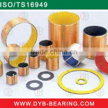Tin plating / copper coating POM steel bronze bushing auto forging
