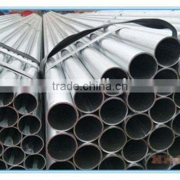 Bs1387 GI pipe astm A53 Galvanized Pipe
