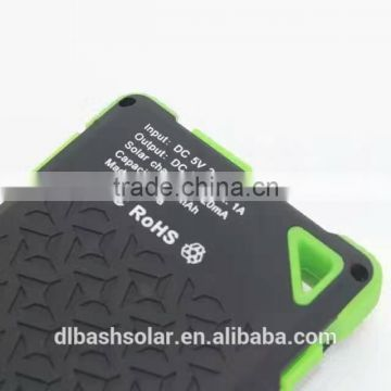 8000MAH solar charger portable power bank for laptop