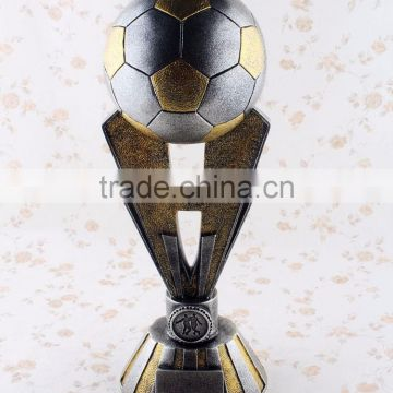Custom sports souvenir European football cup trophy