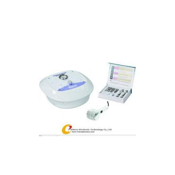 2 IN 1 Unit,microdermabrasion diamond peel,Cold Treatment NV-08A