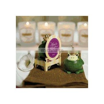 Novelty Frog Prince Candle in Gift Box