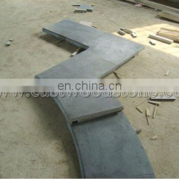 limestone swimming pool coping edges