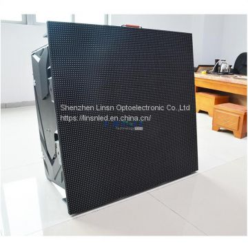 P5mm 960mmx960mm Standard Size LED Display, All LED Module Size 320mmx160mm With Die Casting Material Less Weight & Easy Installation