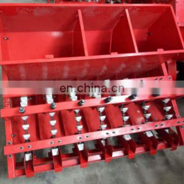 Made in China High Capacity 4 rows/5 rows/6 rows dry garlic planter planting machine dry garlic planter with low price