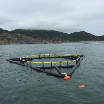Anti Stormy Waves Cage For Fish Fish Cage Farming