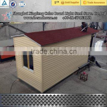 cheap prefab houses with galvanized steel base/casas prefabricadas prefabricated cabins /Low-maintenance container tiny homes
