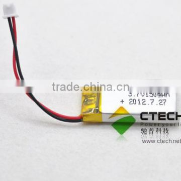 Power-Ultra Li-polymer Battery 501528 3.7V 150mAh