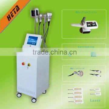 f470c112a12 Weight Loss Heta H-3009 Vacuum Cavitation System Cool Fat Freezing Cryo  Lipo Cacitation Ultrasound RF Body Shape Machine of cryolipolysis series  from China ...