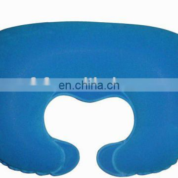 Inflatable concave neck Pillow