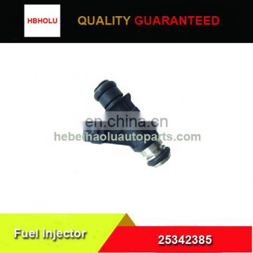 Zhongxing fuel injector 25342385 with high quality