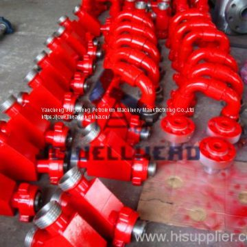 Oil Well High Pressure Interal Fittings 2
