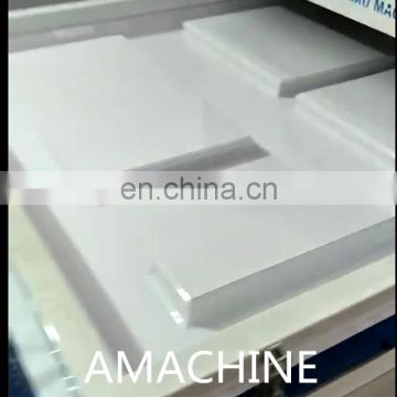 Hot Glue Wrapping Machine For Aluminum Window And Door