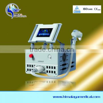 Abdomen Diode Laser Function Selling Ipl Machine / FAST Hair Removal Machine Good Effect ICE 1 Underarm