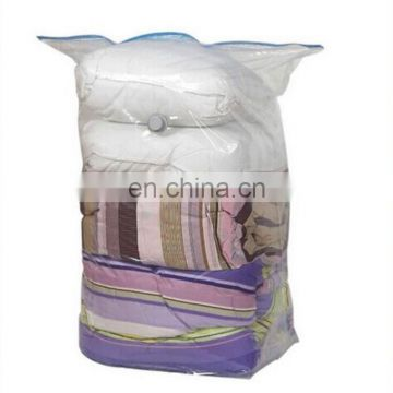 Vacuum Bag With 70% Space Saving Storing Clothes Pillows And Quilts