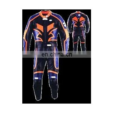 Leather Motorbike Racing Suits LS-0024