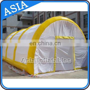 Big Inflatable Resuable Paintball Price Durable Paintball Shooting Cage For Sale