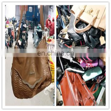 Eco-friendly recyclable used bags cheap casual used foldable shopping bag