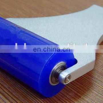 OEM Blue Clean room silicon sticky roller