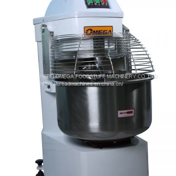 Industrial 100kg Baking Used Spiral Dough Flour Mixer Machine