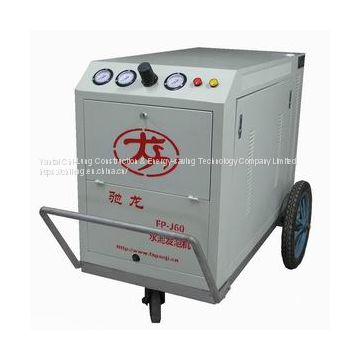 New China Foaming concretes Pumping Machines FP-J60