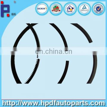 Engine parts S6D140 piston ring 6211-31-2031 for S6D140 diesel engine