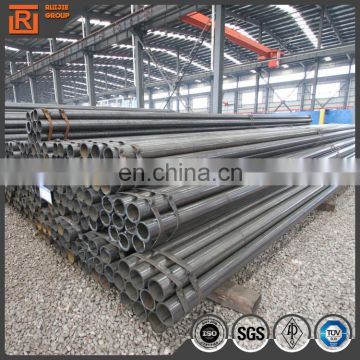 OD47mm thickness 2.75mm black carbon welded steel pipe for scaffolding and fence