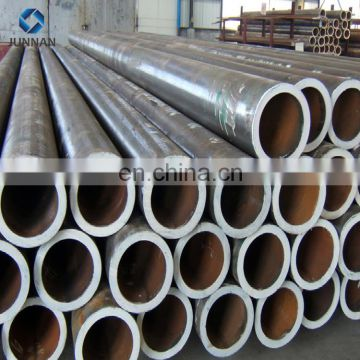 Best selling Black Steel Seamless Pipes Sch40 /Sch80 ASTM A106 oil pipe